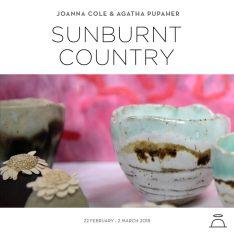 Sunburnt Country - Ceramics