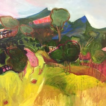 Finalist - Bowral District Art Prize - Heading Home