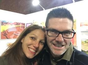 Joanna & Brad