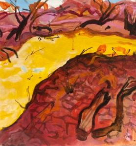40x40 Murray River Sunshine
