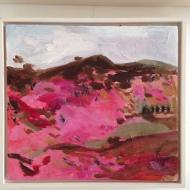 SOLD Broken Broken Hill, 20x18cm